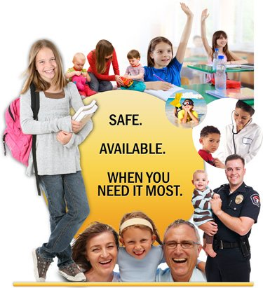 New Child Safety System Provides Peace of Mind
