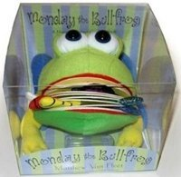 """Monday the Bullfrog"" Book Recall"