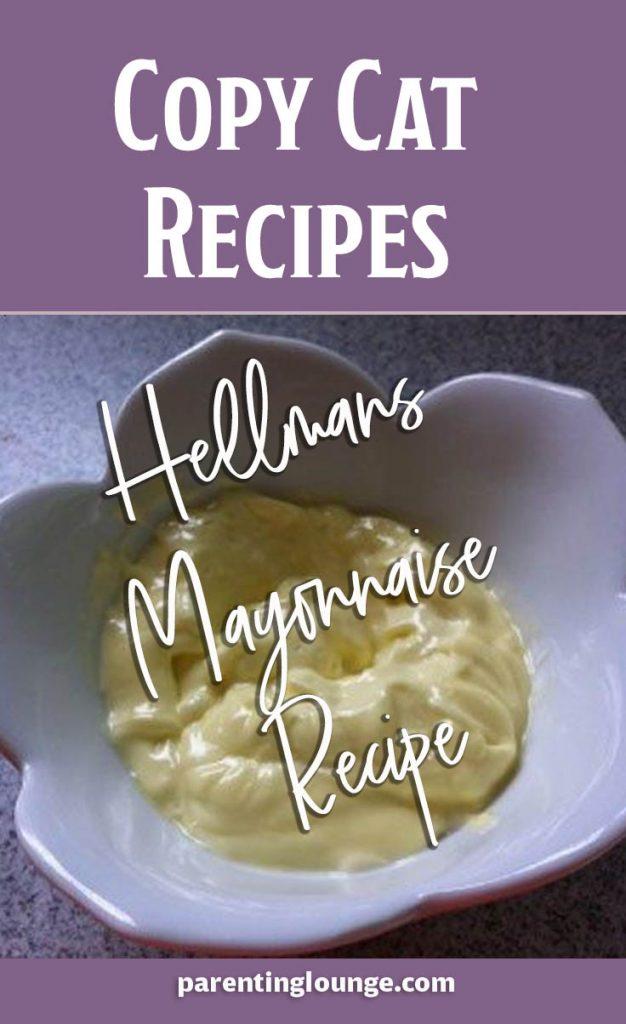 Homemade Mayo and DIY Mayonnaise