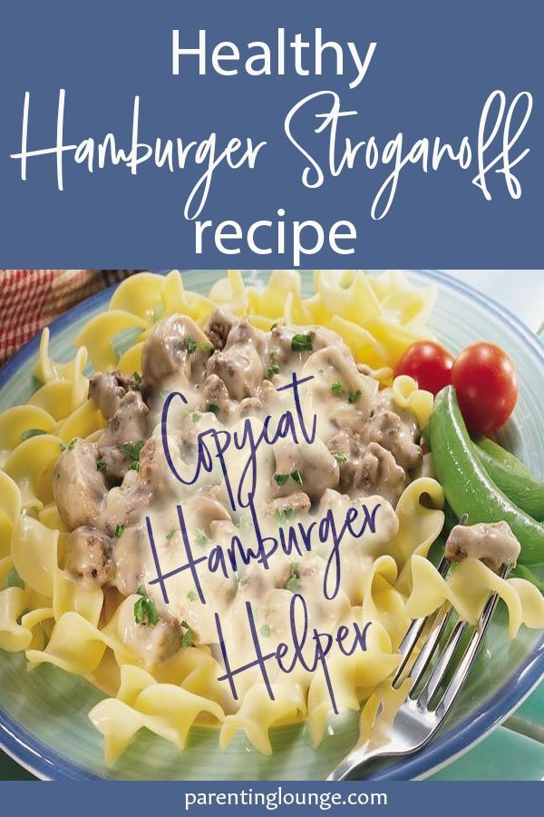 copy cat hamburger helper stroganoff