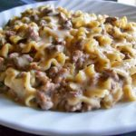 Healthy Beef Pasta Hamburger Helper Copycat Recipe