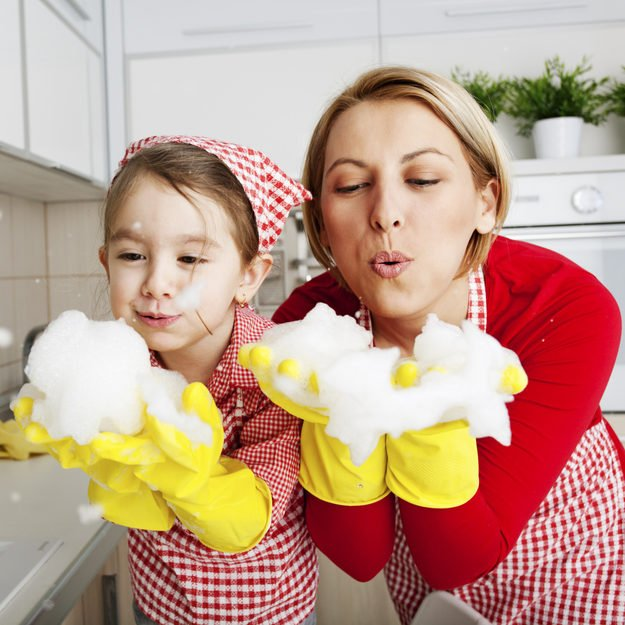 How to Make Cleaning Fun: Parenting Tip