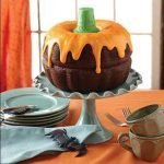 yummy homemade pumpkin cake recipe
