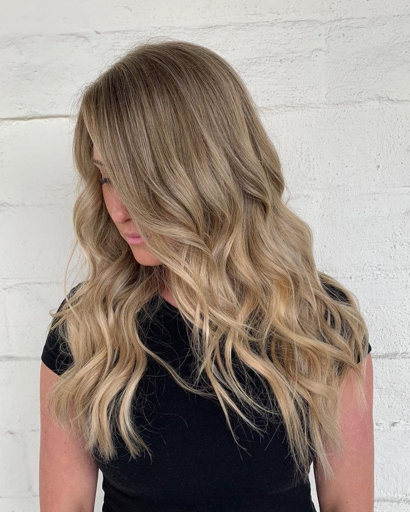 How to Maintain Tape in Hair Extensions