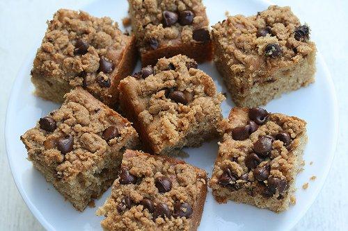 Creamy Peanut Butter Coffee Cake Recipe
