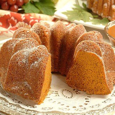How to Make Pumpkin Cake