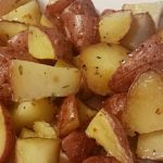 Roasted Red Potato Recipe