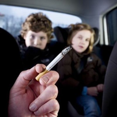 Secondhand Smoke Causes Behavorial Problems in Children