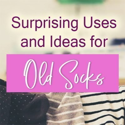 9 Surprising Uses for Old Socks
