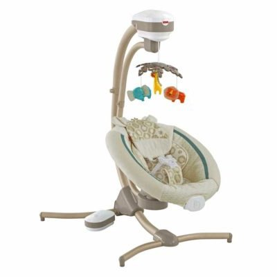 Fisher Price swing recall