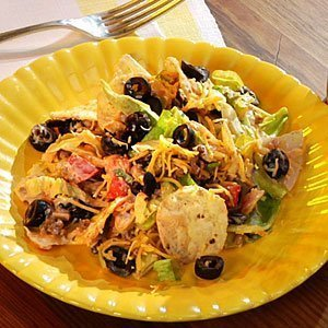 Healthy Taco Salad Recipe